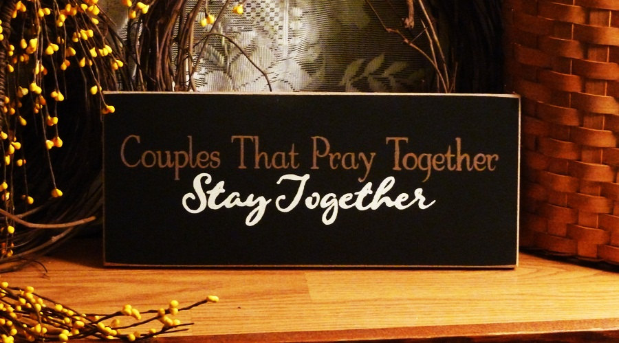 Couple that pray together